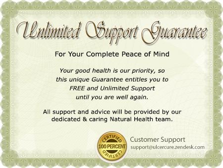 Service is guaranteed with matula tea