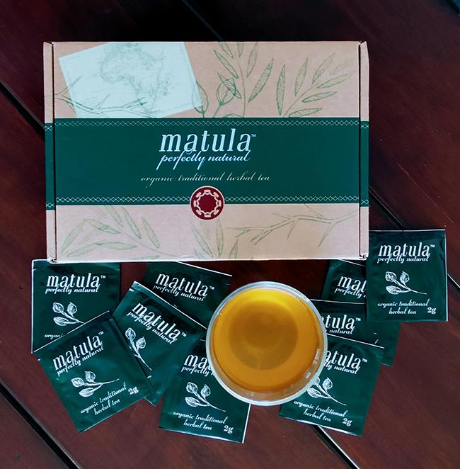 matula tea eradicates h. pylori